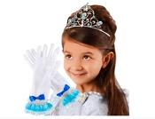 Disney Cinderella Tiara and Gloves